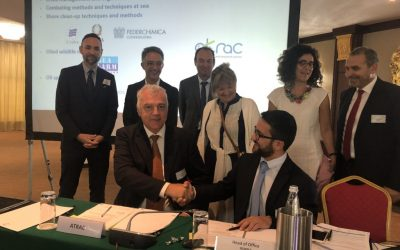 ATRAC and REMPEC signed MoU